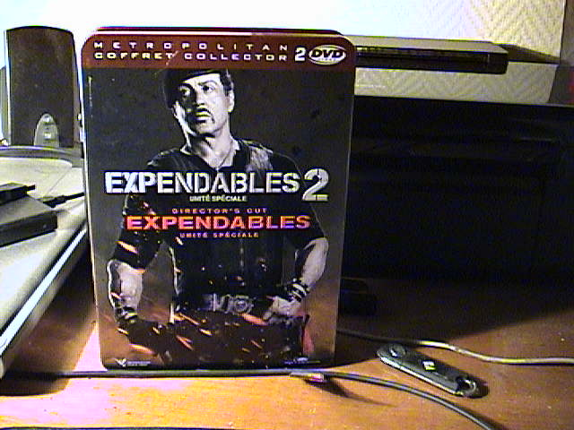 DVD/ Blu-Ray Expendables 2 - Page 10 Dsc00010