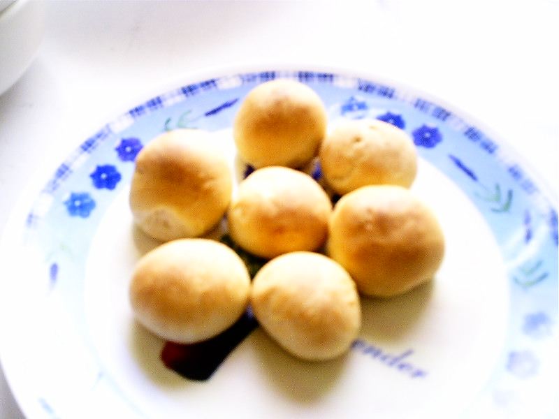 Coconut Bread Rolls Pict0010