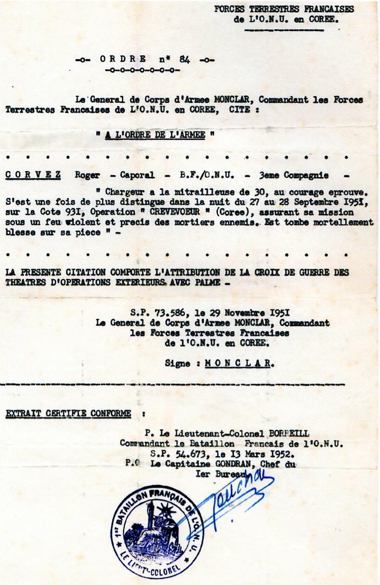 Histoire d'un volontaire Français du BF ONU File0017