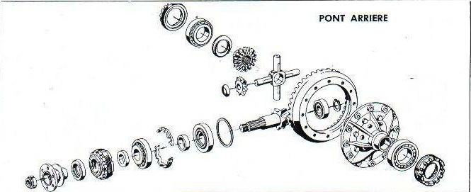 projet mercedes 508D 4X4 Pont_a11