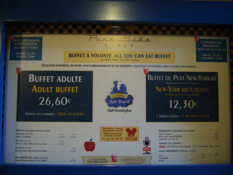 carte des restaurants P1060516