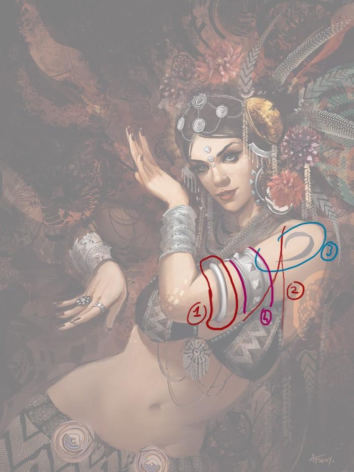 Galerie de Virid Rain Illust10