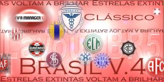 Fifam 12 Brasil BR5 V3.b / V4 com Liga Clássica