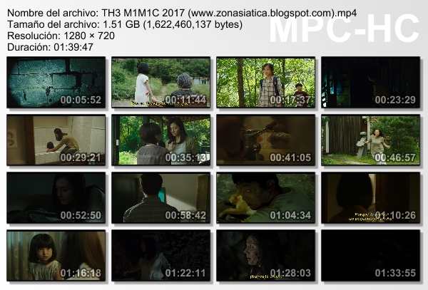 The Mimic (2017) MEGA Openload Subs Español Ver Online Th3_m110