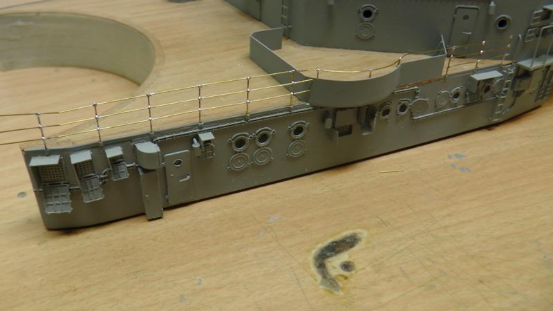 Bau der Bismarck in 1:100  - Seite 17 S1160020