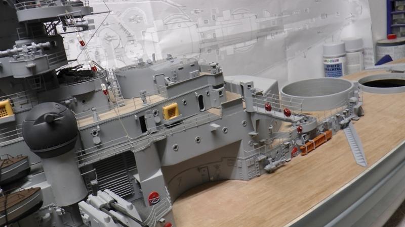 Bau der Bismarck in 1:100  - Seite 23 S1180015