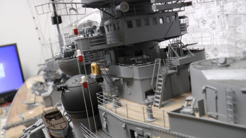 Bau der Bismarck in 1:100  - Seite 23 S1180018
