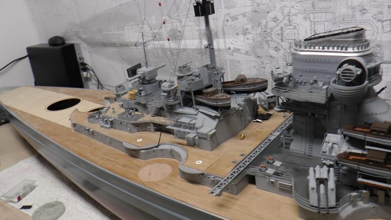 Bau der Bismarck in 1:100  - Seite 23 S1180021