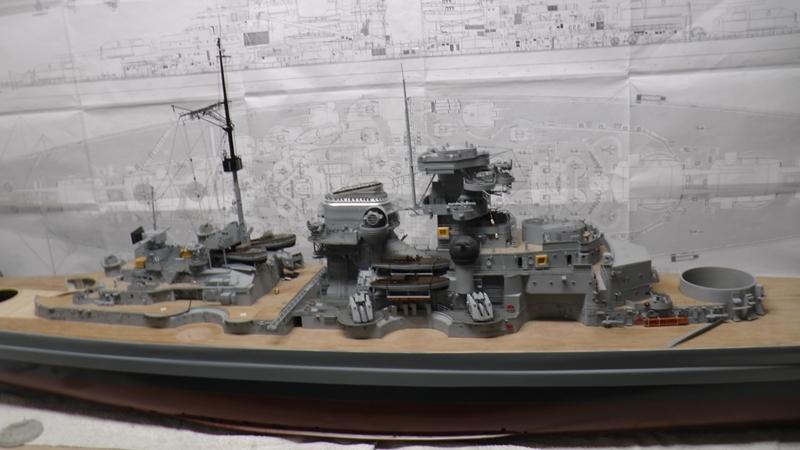 Bau der Bismarck in 1:100  - Seite 23 S1180024