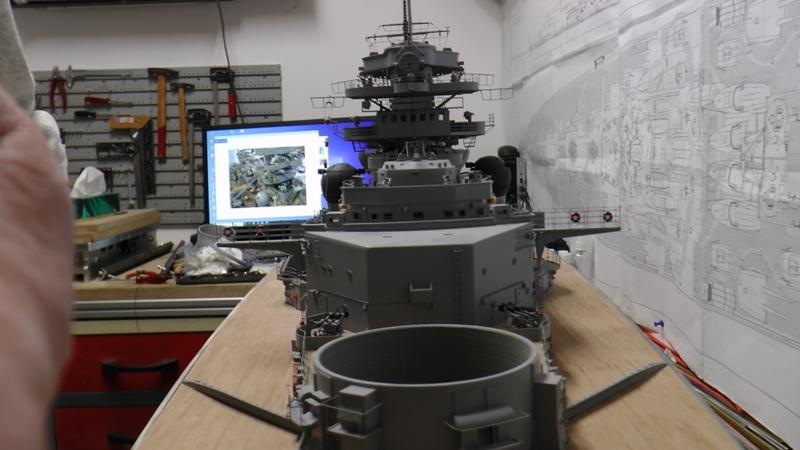 Bau der Bismarck in 1:100  - Seite 23 S1180026