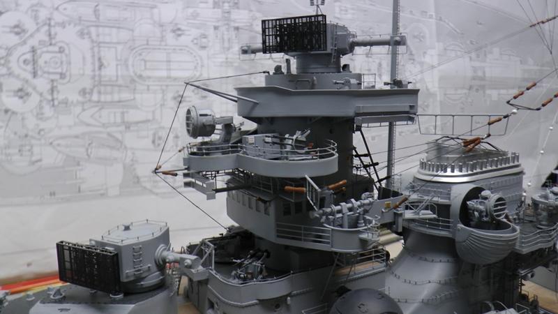 Bau der Bismarck in 1:100  - Seite 24 S1210012