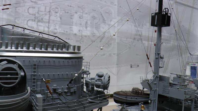 Bau der Bismarck in 1:100  - Seite 24 S1210013