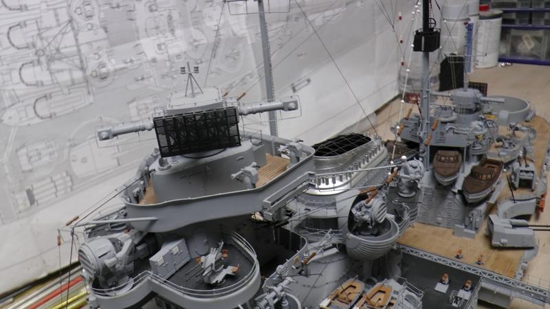 Bau der Bismarck in 1:100  - Seite 24 S1290013