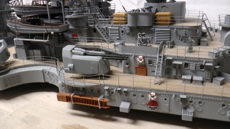 Bau der Bismarck in 1:100  - Seite 24 S1290020
