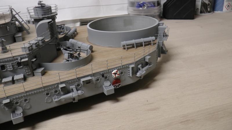 Bau der Bismarck in 1:100  - Seite 24 S1290022
