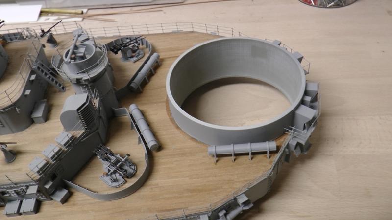 Bau der Bismarck in 1:100  - Seite 24 S1290023