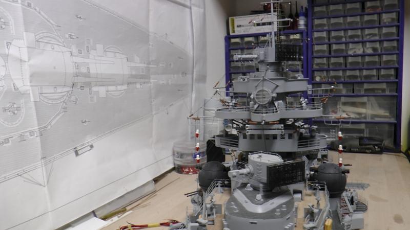 Bau der Bismarck in 1:100  - Seite 24 S1290025