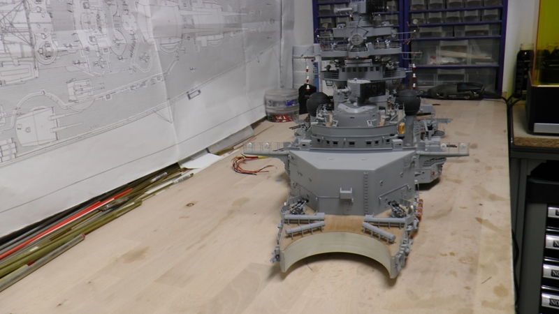 Bau der Bismarck in 1:100  - Seite 24 S1290026