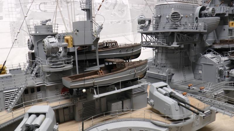 Bau der Bismarck in 1:100  - Seite 24 S1290030