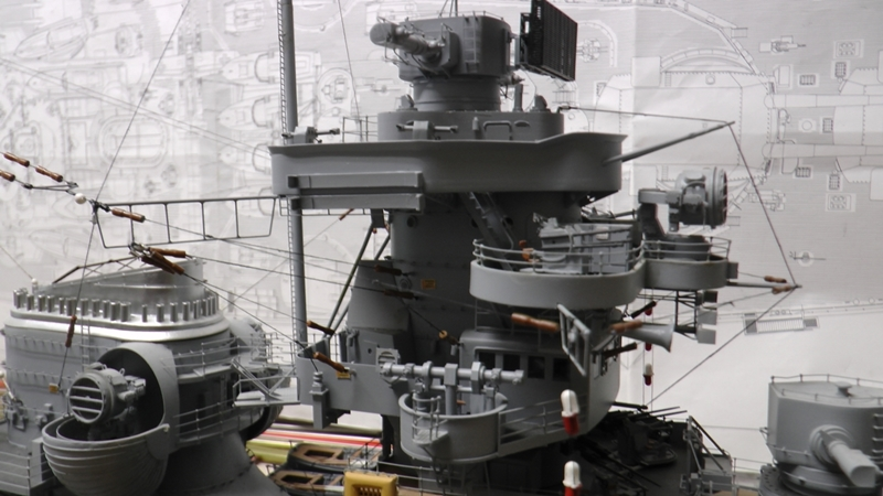 Bau der Bismarck in 1:100  - Seite 24 S1290033