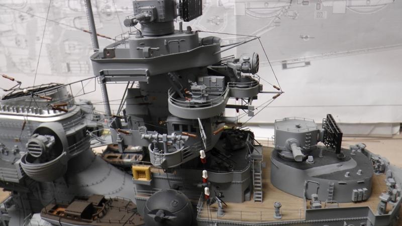 Bau der Bismarck in 1:100  - Seite 24 S1290038
