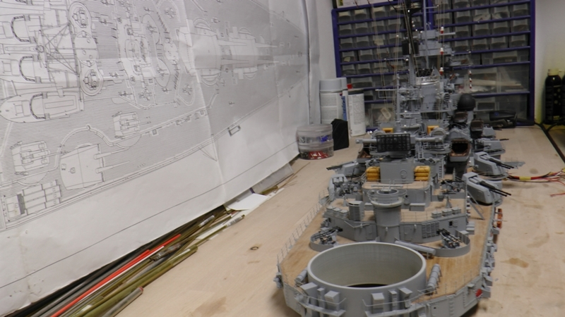 Bau der Bismarck in 1:100  - Seite 24 S1290039