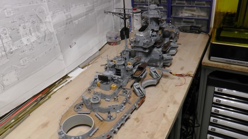 Bau der Bismarck in 1:100  - Seite 24 S1290040