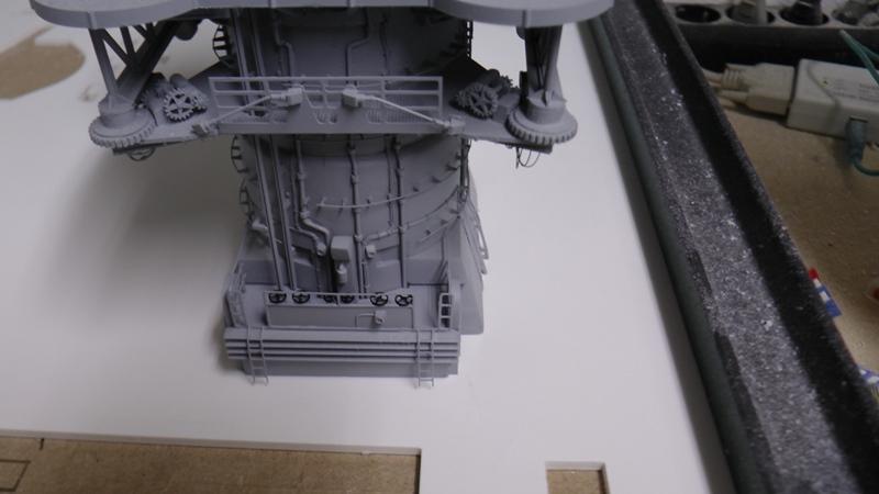 Bismarck 1:100 nur die Aufbauten  - Seite 18 S1320010