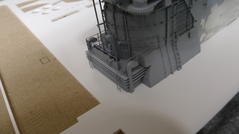 Bismarck 1:100 nur die Aufbauten  - Seite 18 S1320011
