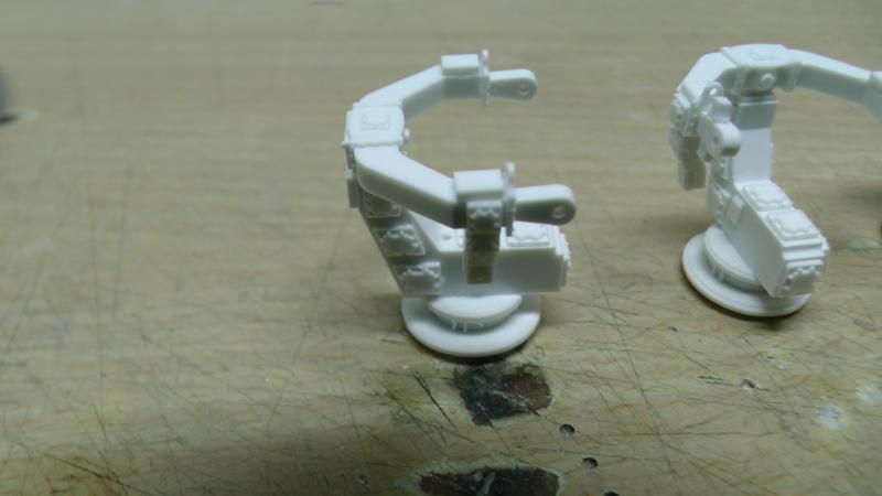 Bismarck 1:100 nur die Aufbauten  - Seite 18 S1340014