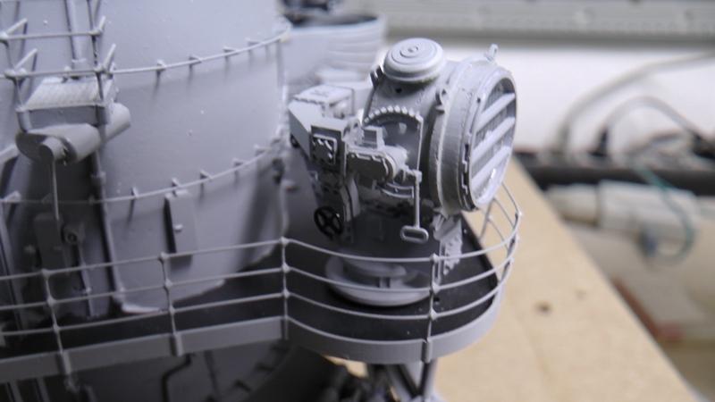 Bismarck 1:100 nur die Aufbauten  - Seite 18 S1370019
