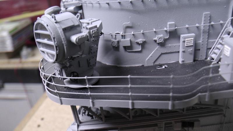 Bismarck 1:100 nur die Aufbauten  - Seite 18 S1370020
