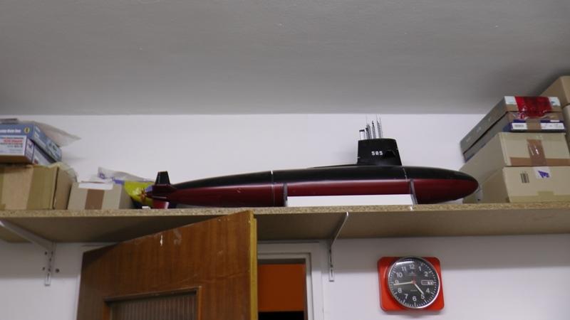 Bismarck 1:100 nur die Aufbauten  - Seite 18 S1400017
