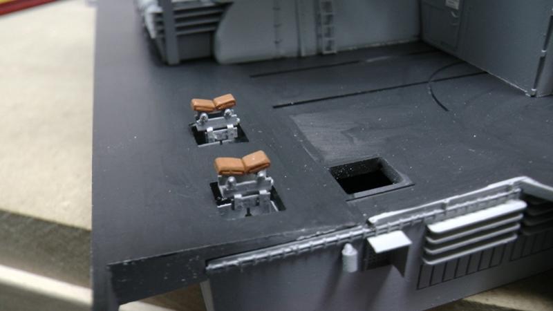 Bismarck 1:100 nur die Aufbauten  - Seite 19 S1460013