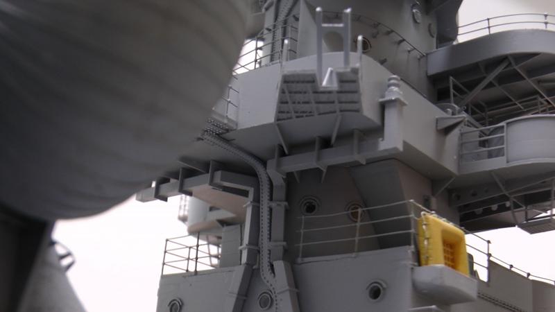 Bismarck 1:100 nur die Aufbauten  - Seite 19 S1480013