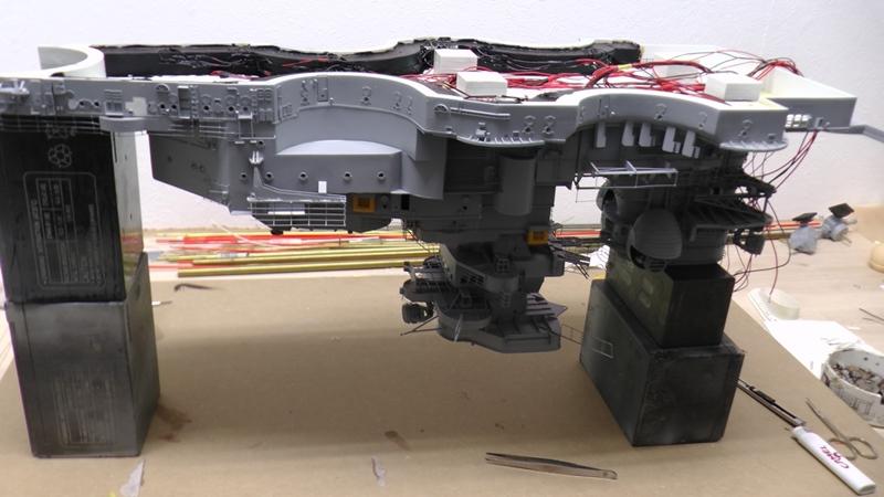 Bismarck 1:100 nur die Aufbauten  - Seite 19 S1500012