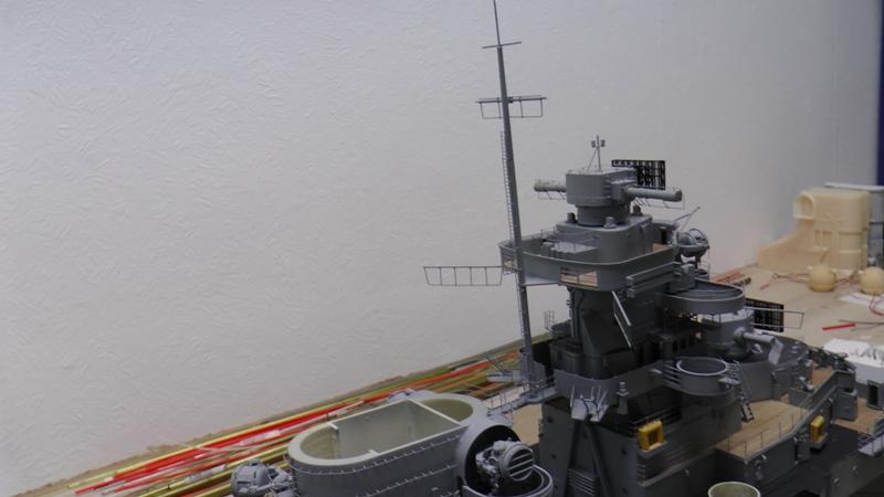 Bismarck 1:100 nur die Aufbauten  - Seite 19 S1510010