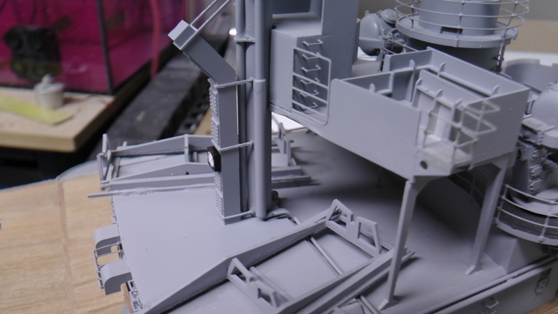 Bismarck 1:100 nur die Aufbauten  - Seite 19 S1600016