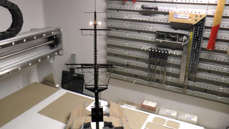 Bismarck 1:100 nur die Aufbauten  - Seite 19 S1600020