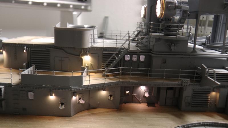 Bismarck 1:100 nur die Aufbauten  - Seite 19 S1600027