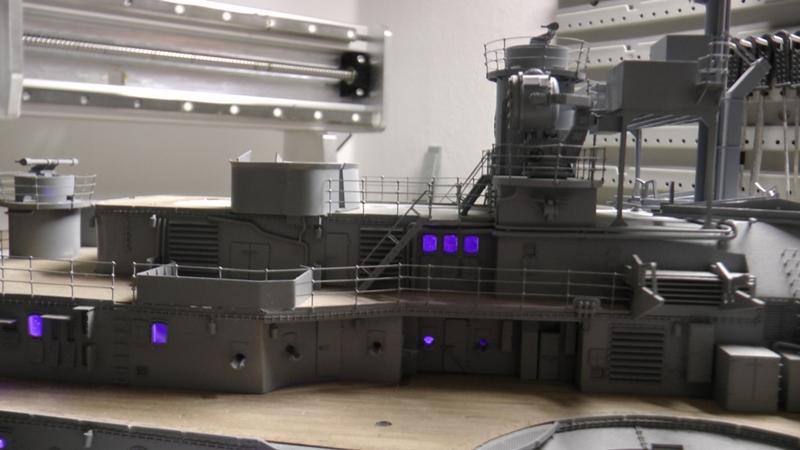 Bismarck 1:100 nur die Aufbauten  - Seite 19 S1600031
