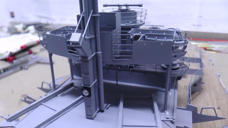 Bismarck 1:100 nur die Aufbauten  - Seite 19 S1630010