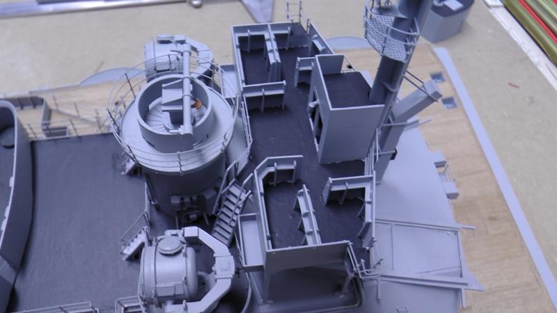 Bismarck 1:100 nur die Aufbauten  - Seite 19 S1630012