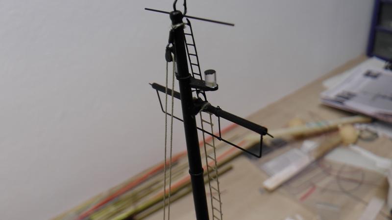 Bismarck 1:100 nur die Aufbauten  - Seite 19 S1630015