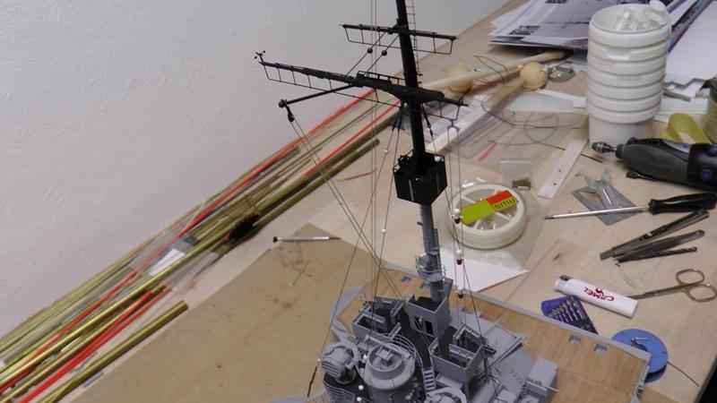 Bismarck 1:100 nur die Aufbauten  - Seite 19 S1630017