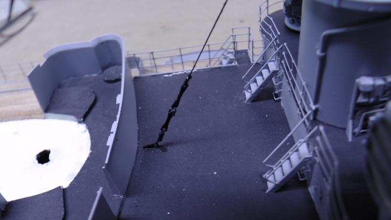Bismarck 1:100 nur die Aufbauten  - Seite 19 S1630018