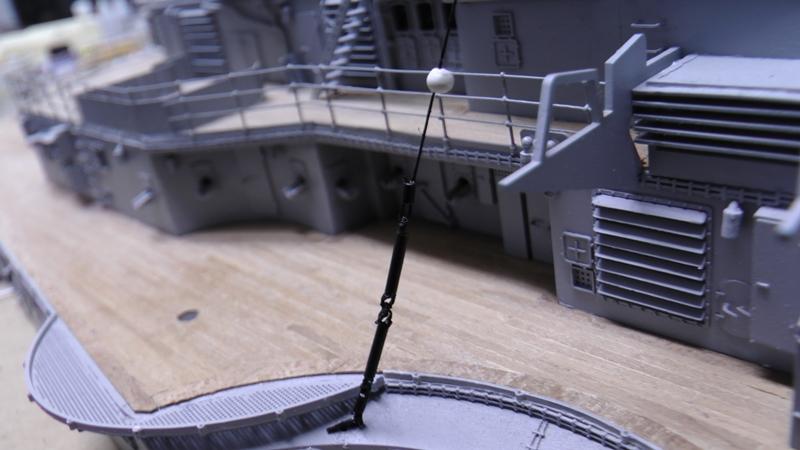 Bismarck 1:100 nur die Aufbauten  - Seite 19 S1630019