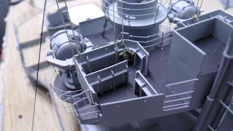 Bismarck 1:100 nur die Aufbauten  - Seite 19 S1630023