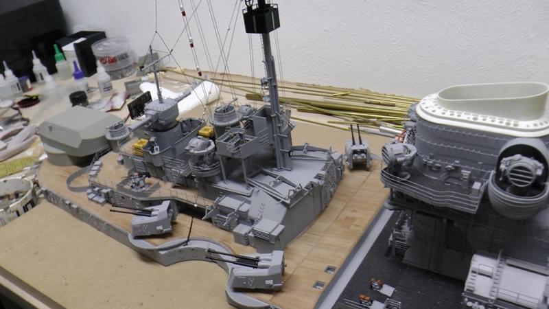 Bau der Bismarck in 1:100  - Seite 20 S1710018