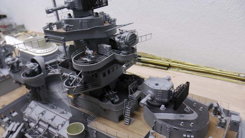 Bau der Bismarck in 1:100  - Seite 20 S1710019